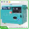 CA portable del generador generador de la gasolina de 3 fases (KP5000SE)