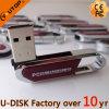 Disco feito sob encomenda do USB do gancho do logotipo do Silkscreen (YT-3249)