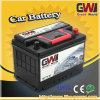 Car europeo Standard Lead Acid Auto Battery con 66ah