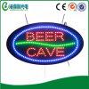 El alto panel abierto de la muestra de la cerveza de la muestra LED de la marca de fábrica LED (HSB0192)