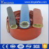Large Diameter Colorful High Temperature Silicone Coated Fiberglass Sleeves