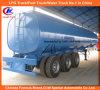 De Tri-Axe d'eau de réservoir de bas de page de l'eau de camion-citerne bas de page résistant semi