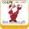 Mecanismo impulsor promocional del flash del USB de la Navidad del padre de la historieta del USB del regalo