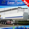 3 reboque do caminhão de petroleiro do transporte da água dos eixos 42cbm para o líquido