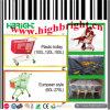 Supermarkt-nach Maß MetallhandEinkaufswagen