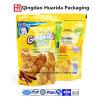 Tribune op de Verpakking van de Snack met Ritssluiting