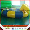 I giocattoli gonfiabili dell'acqua di estate hanno usato la vendita gonfiabile commerciale del trampolino dell'acqua