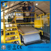 Grosses Kapazitäts-pro Tag Seidenpapier-Reis-Stroh, das Maschine herstellend aufbereitet