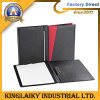 Heiße Selling PU File Folder mit Klipp für Promotion (MF-04)