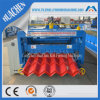 Caliente en Rusia Colored Steel Tile Roll Forming Machine