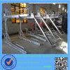 Galvanziedの二重デッキの熱い販売の自転車ラック(PV-DH-8)