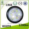18W de LEIDENE Lichte IP67 4.4 Duim van het Werk