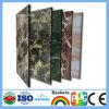 Panneau composé en aluminium décoratif de panneautage de mur intérieur de revêtement de mur de la Chine Guangmei