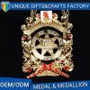 高品質の金属第2か3Dカスタム金メダルまたは円形浮彫り