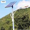 luz de calle de los 8m 60W LED con el panel solar
