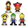 USB Salvajemente populares personajes de dibujos animados USB flash (HGW-029)