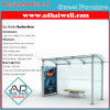 Het zonne Adverterende Comité van het Busstation