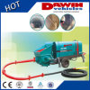S Tube Value Diesel Wet Concrete Shotcrete Pump Machine 300L Cement Grounter