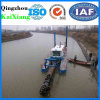8 運河の浚渫のための油圧砂および金の浚渫の機械装置
