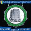 Il metallo di rame dei regali memorabili su ordinazione mette in mostra la medaglia