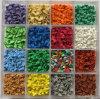 Gránulos coloridos de EPDM y pista de goma de goma de la miga de goma de los gránulos de EPDM para el patio (FL-G-V-058)