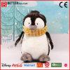 Pingüino relleno animal del juguete de la felpa del regalo de la promoción para los cabritos
