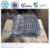 Pièces en métal de coude de tuyauterie de courbure d'OEM d'usine de la Chine