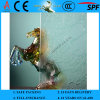 3-8mm Clear Morgan-Ii Patterned Glass com CE & ISO9001