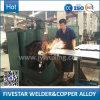 変圧器のパネルのラジエーターの生産のための水冷却を用いる3段階の継ぎ目の溶接工