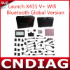 2014 Launch X431 V+ WiFi/Bluetooth Global Version Full System Scanner