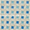 Stone Mix Glass Mosaic Tile (HGM200)
