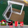 プラスチック鋼鉄外部UPVC開き窓のWindowsの影響