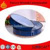 Utensilios de cocina redondos de la bandeja del disco de la bandeja del esmalte