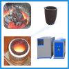 Four de chauffage par induction pour les métaux de petite capacité de fonte