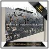 Dekoratives Fabrik-Preis-bestes Qualitätsmetallperforiertes Blatt-Aluminiumzaun-Panel