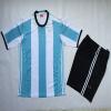 Jerseys caseros de 2016/2017 balompié de Argentiona