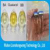 Guaiacolo CAS: 90-05-1 solvente giallo-chiaro dell'ormone con l'analisi di 99%
