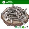 Tornillo de ala del acero inoxidable DIN316 Thrumb (SS316 SS316 316L)