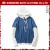 مصمم الأزياء نمط زرقاء وكنزات بيضاء [هووديس] ([إلثي-43])