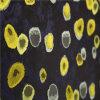 Tessuto variopinto del merletto di disegno del reticolo di fiore