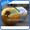 Imprimé géant gonflable Miroir d'or Ballon pour la décoration