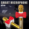Microphone sans fil de Bluetooth de proue rouge