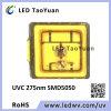 LED 깊은 UVC 275nm 광원 SMD 3535