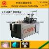 De automatische Ultrasone Machine van het Lassen van Earloop van het Masker van Vouwen (Verticaal type)