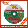 Disque de découpage d'En12413 Inox/roue de découpage pour l'acier inoxydable