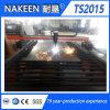 CNC van het Type van lijst de Scherpe Machine van het Staal van het Plasma