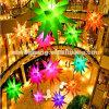 De Opblaasbare Ster van de Decoratie van de Gebeurtenissen van de partij met LEIDENE Lichten