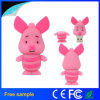 Promocional Gift Lovely Pink Pig USB Flash Drive