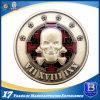 moneta antica del ricordo di doratura elettrolitica 3D con smalto molle (Ele-C207)