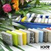 Strato di superficie solido acrilico bianco di Kkr 30mm